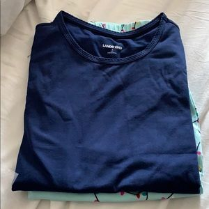 Lands End pajama set. NWT!